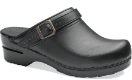 Dansko Ingrid Clog for Women in Box or Oiled Leather