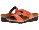 Naot Kimberly Sandal For Women in Coral 41