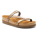 Naot Hawaii Sandal for Women in Grecian Gold