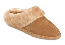 Minnetonka Sheepskin Mule Slipper for Women