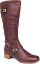 Dansko Lorna Boot for Women in Wine