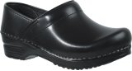 Sanita Professional Clog in Cabrio Leathers for Men