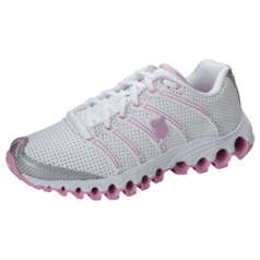 K-Swiss 100 Tubes Shoe for Women in White