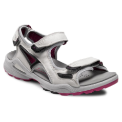 Ecco Chiappo Sandal for Women in Shadow White 36