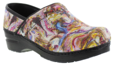 Sanita Professional Picasso Vegan Clog For Women 36,37,39