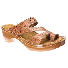 Naot Montreal Sandal for Women in Mocha
