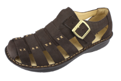 Alegria Martinique Sandal for Men in Cafe Nubuck