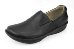 Alegria Oz Shoe in Black Tumbled for Men
