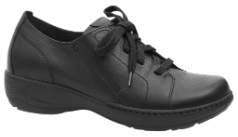 Dansko Adriana Sneaker for Women in Black 38