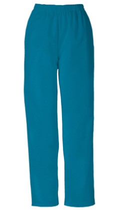 NYUWinthrop Cherokee Pull-On Pants 4001 Caribbean Blue