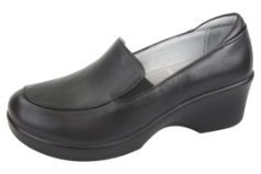 Alegria Emma Shoe for Women in Black Nappa