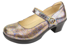 Alegria Harper Shoe for Women in Spectrum