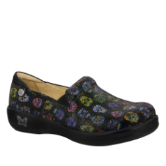 Alegria Keli Sugar Skulls Dottie Shoe for Women