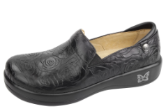 Alegria Keli Night Rosette Shoe for Women
