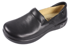 Alegria Keli Black Nappa Shoe for Women