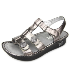 Alegria Kleo Sandal for Women in Uptown Pewter