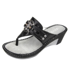 Alegria Lola Sandal for Women in Uptown Black