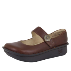 Alegria Paloma Hazelnut Shoe for Women