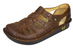 Alegria Pesca Sandal for Women in Tawny