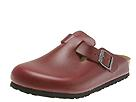 Birkenstock Boston Clog for Kids in Bordeaux 30N-32N