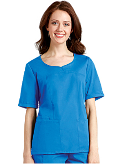 Adar Sweetheart V-Neck Top for Women