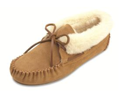 Minnetonka Chrissy Bootie Slipper for Women