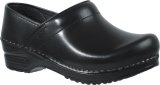 Sanita Professional Clog in Cabrio Leather for Women in Narrow Widths