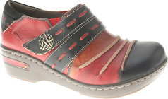 Spring Step L'Artiste Sherbert Shoe for Women in Black 36