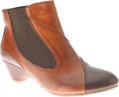 Spring Step L'Artiste Bourgeois Boot for Women in Brown