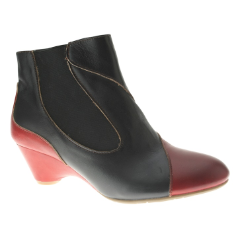 Spring Step L'Artiste Bourgeois Boot for Women in Black