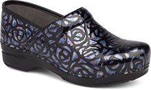 Dansko Pro XP Clog for Women in Night Rose Patent 40-42