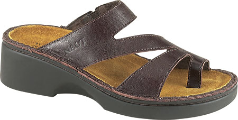 Naot Monterey Sandal for Women in Walnut