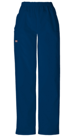 NYUWinthrop Cherokee Pull-On Cargo Pants TALL 4200T Navy