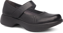 Dansko Willa Shoe for Women in Black 36, 41-43