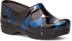 Dansko Pro XP Clog for Women in Blue Hibiscus