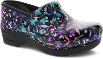 Dansko Pro XP 2.0 Clog for Women in Flowering Patent