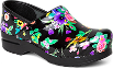 Dansko Professional Clog For Women in Garden Patent