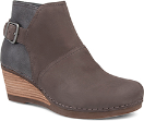 Dansko Shirley Ankle Boot for Women in Grey