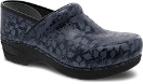 Dansko Pro XP 2.0 Clog for Women in Navy Floral