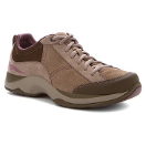 Dansko Sabrina Sneaker for Women in Taupe/Plum Suede 36,37