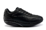 MBT Pata Lace-up Shoe for Women in Black 6/6.5