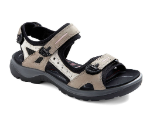 Ecco Yucatan Sandal for Women in Atmosphere 42