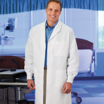 "META 40"" Fluid Resistant Lab Coat for Unisex"