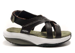 MBT Habari Sandal for Women in Chocolate 11