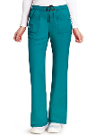 Adar Mid Rise Flare Pants for Women