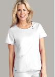 Adar Curve Line Top for Women