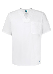 Adar Contemporary V-Neck Top for Men