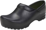 Anywear SR Angel Clog in Black
