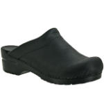 Sanita Sonja Clog in Textured Oil for Women