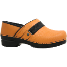 Sanita Smart Step Rae Lyn Clog for Women Orange 39